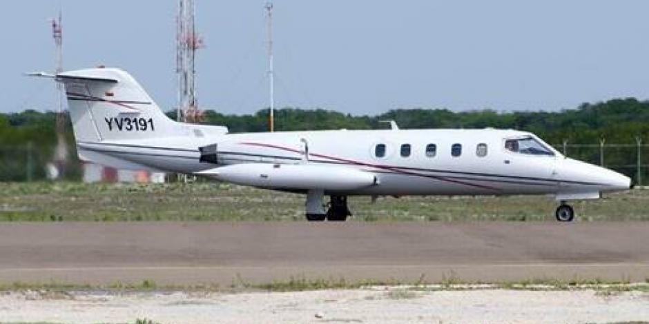 Se estrella avión privado en Venezuela