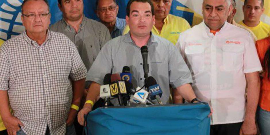 Renace la esperanza, destaca oposición en elecciones de Venezuela