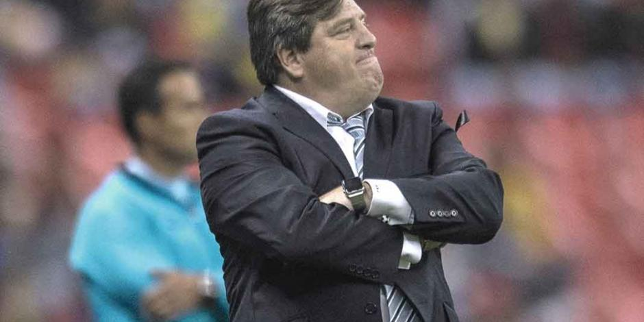 No hay ventaja ante Xolos: Miguel Herrera