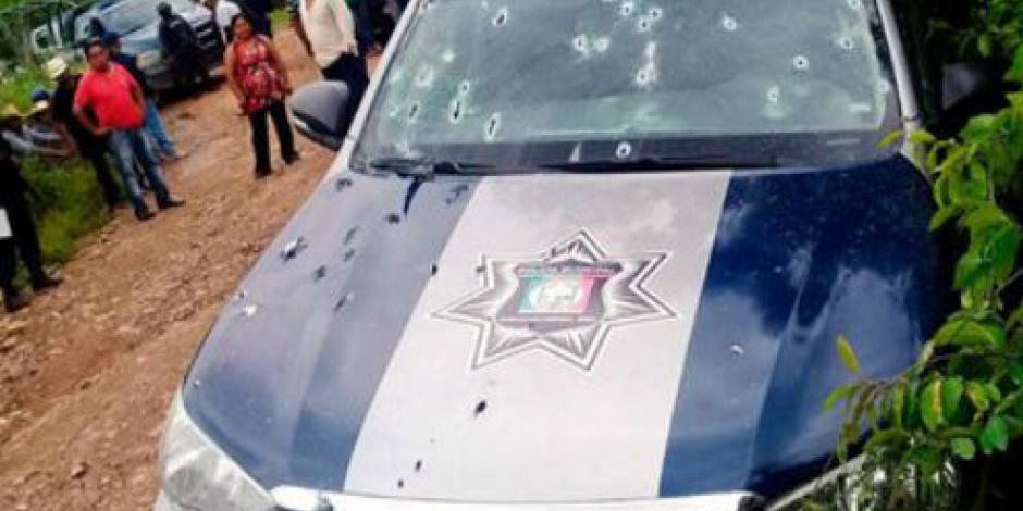 Policías asesinados en asalto a Prospera, Guerrero, no tenían contrato
