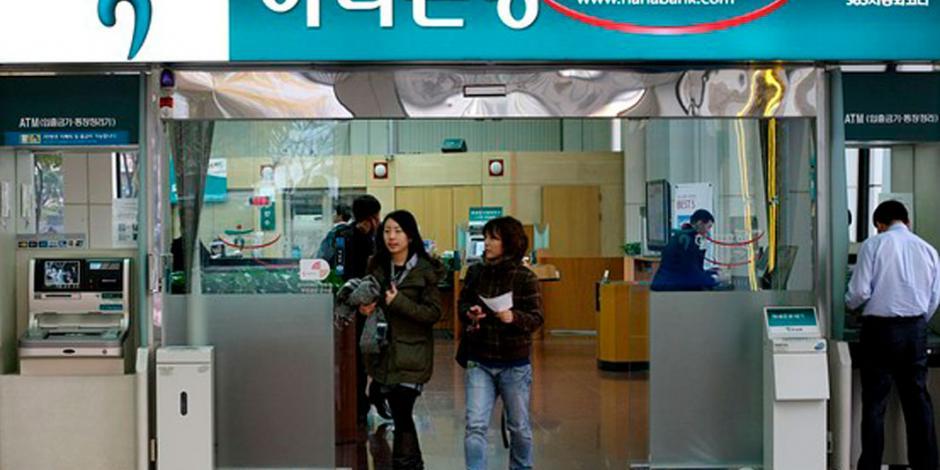 Llega a México filial de banco coreano KEB Hana