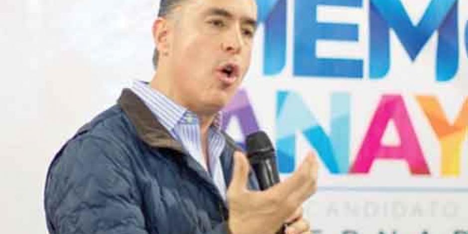 Confía Anaya en lograr anulación de elecciones en Coahuila