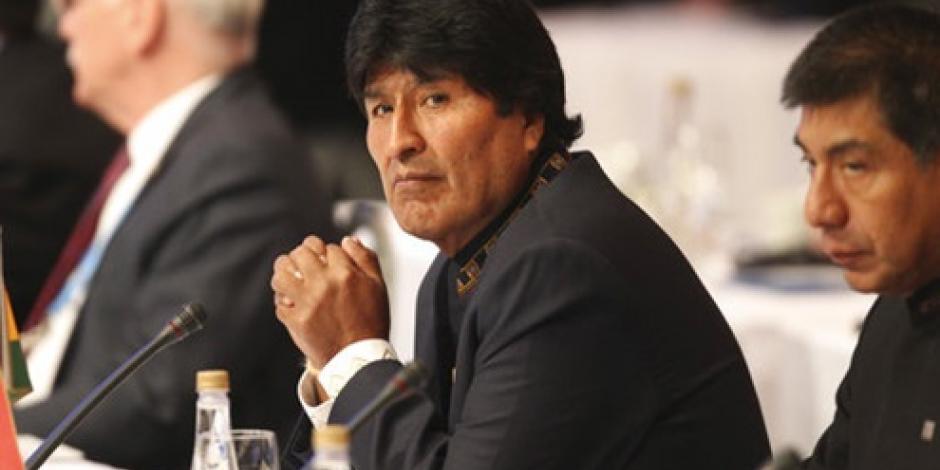 México debería celebrar también una Constituyente, afirma Evo Morales