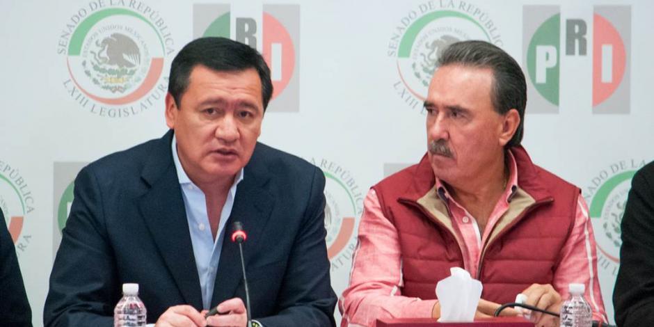 Osorio pide no politizar cargo de fiscal general