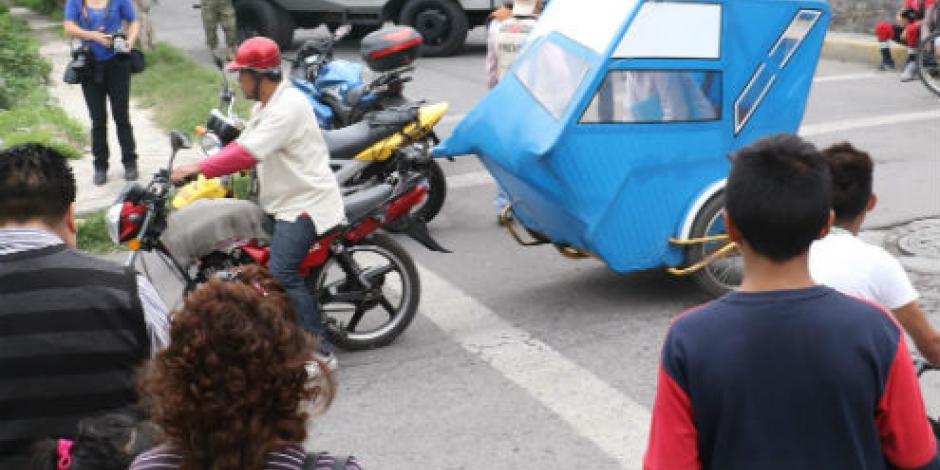 """Pagaba """"El Ojos"""" dos mil pesos a """"halcones"""" mototaxistas"""