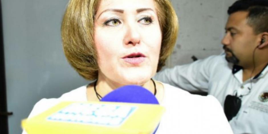 No tengo miedo a ser detenida, afirma Eva Cadena tras perder fuero