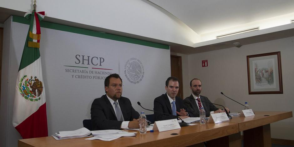 SHCP con el mayor superávit desde 1990