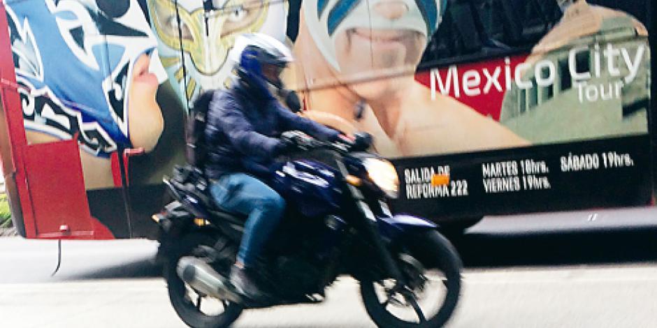 ALDF ve imposible regularizar mototaxis: