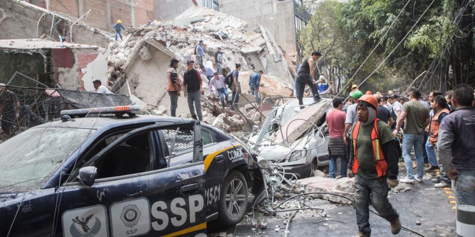 Por sismo PRI renuncia a 258 mdp otorgados por el INE