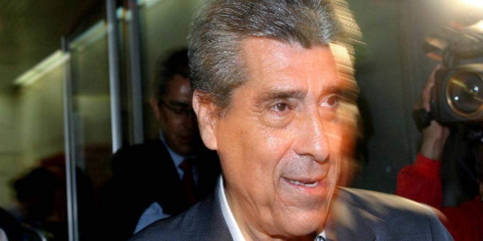Apenas conozco a AMLO, afirma Lino Korrodi, quien recién se sumó a movimiento de Morena