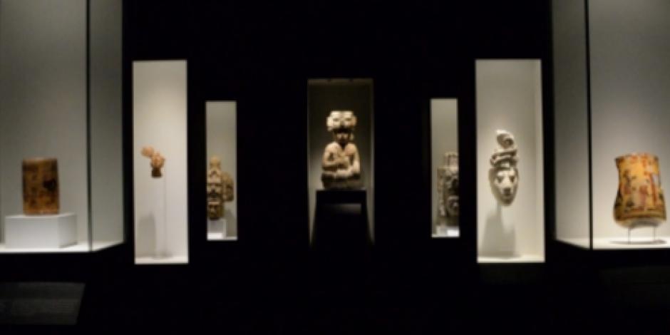 Llega al Museo de Antropología una mirada sobre la belleza maya