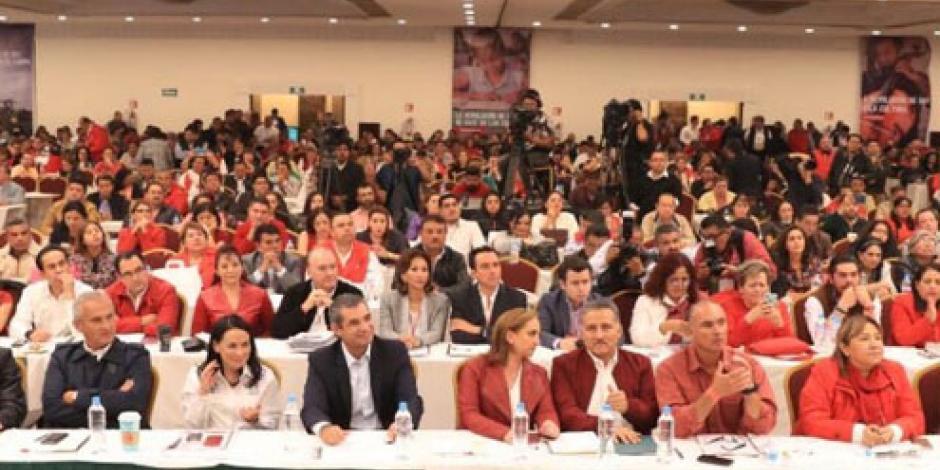 Modifica PRI estatutos para prevenir casos de corrupción