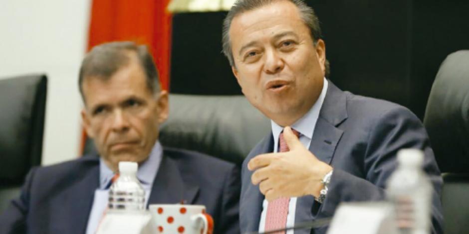 Camacho se pronuncia a favor de coaliciones