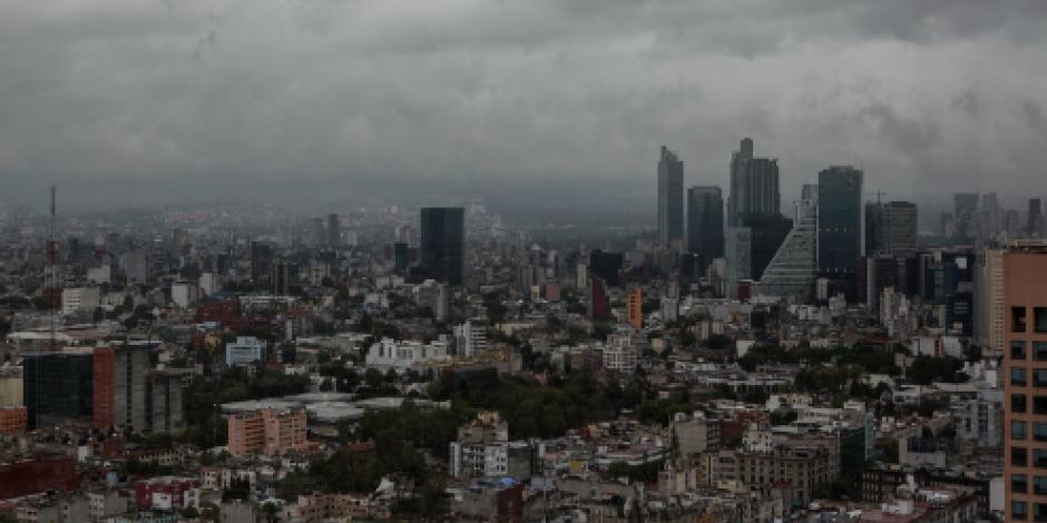 Prevalecen lluvias intensas en la mayor parte del país