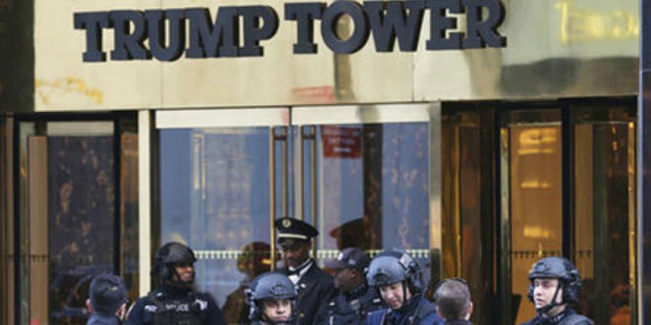 Paga EU millonario contrato por una oficina en la Torre Trump