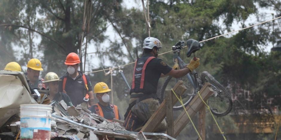 Habitantes del Multifamiliar Tlalpan rechazan ser reubicados