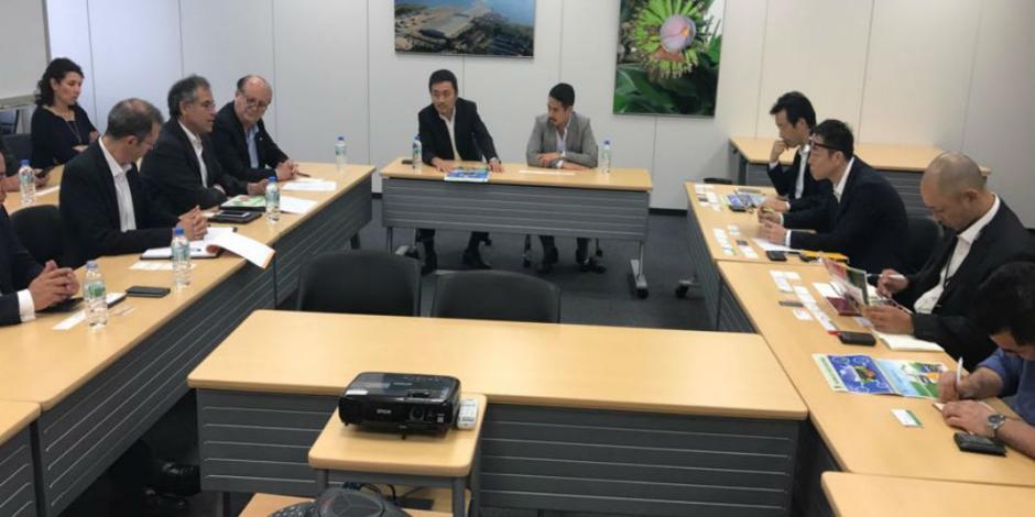 Graco busca que Japón consuma del campo morelense