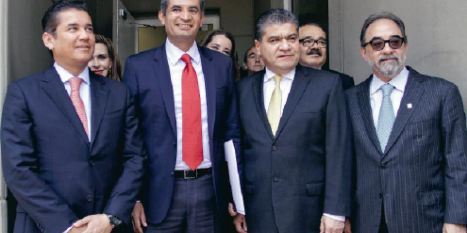 PRI y PAN chocan en el  TEPJF por Coahuila