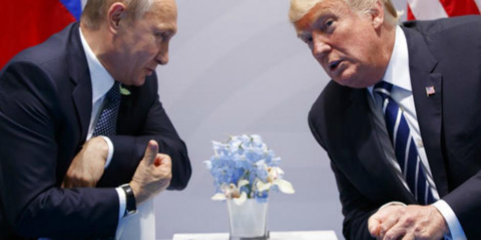 """Tras cese el fuego en Siria, """"Es hora de trabajar con Rusia"""", afirma Trump"""