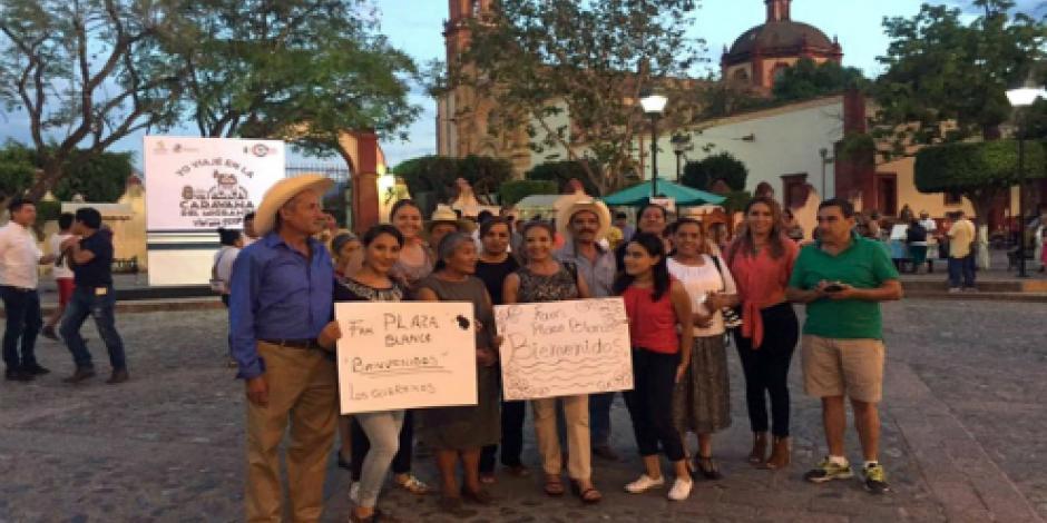 Llega Caravana del Migrante a Querétaro