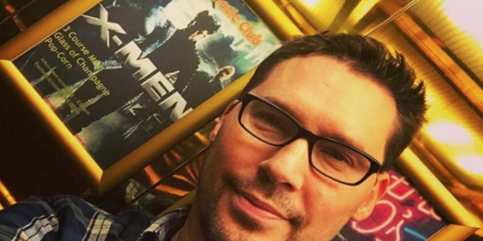 Acusan a Bryan Singer, director de X-Men de violación de un menor