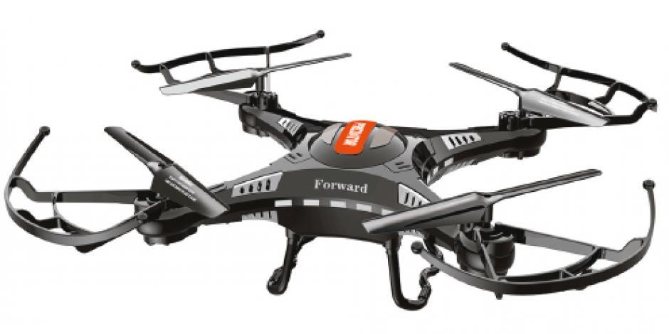La era del dron del ciberpunk a la guerra sin fin