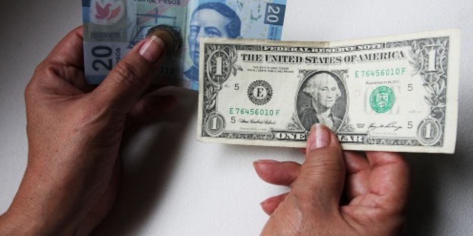 Previo a renegociación del TLCAN, dólar sigue en ascenso