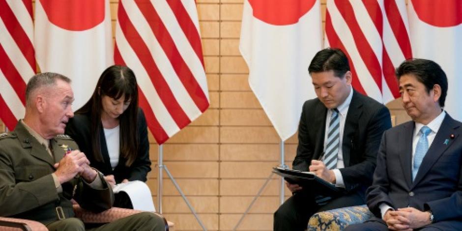 General de EU promete defender a Japón de ataque norcoreano