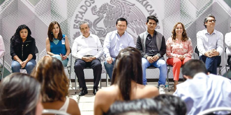 México reitera apoyo a migrantes y refugiados
