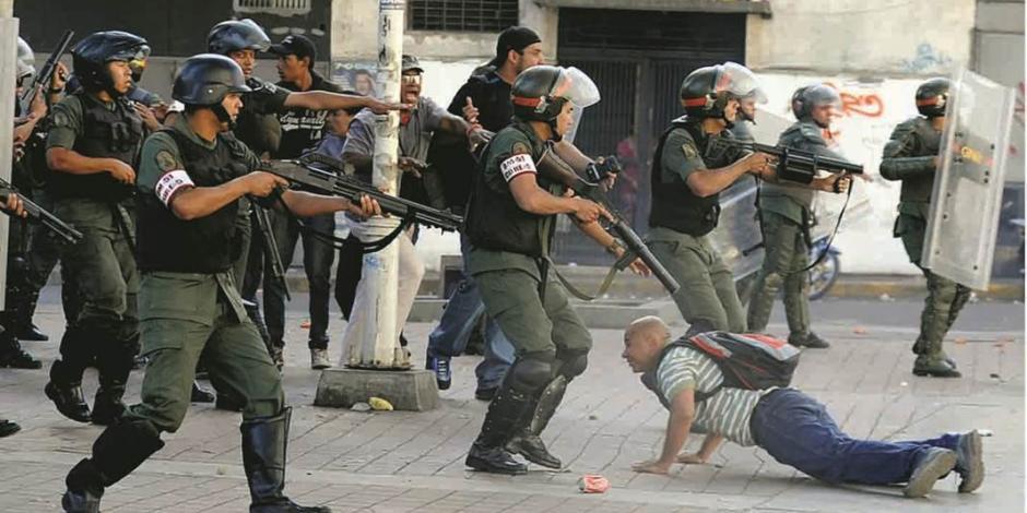 Tortura y desaparición es una política de Maduro, revela ONU