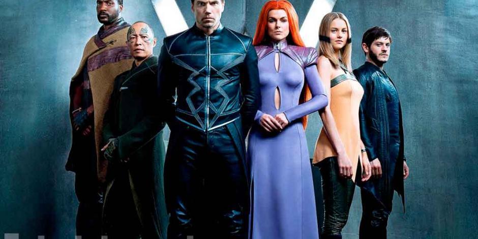 <em>Inhumans</em> se verá antes en pantalla grande, pero...