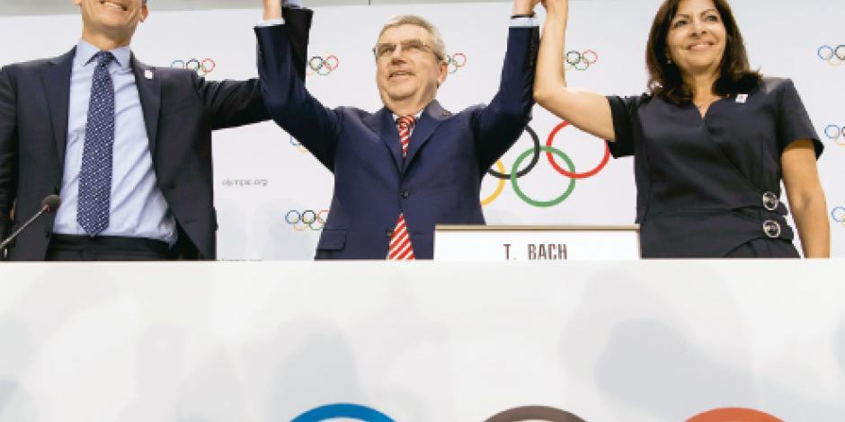 Deja el COI a LA y a París que negocien JO de 2024 y 2028