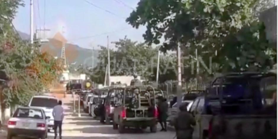 Controlan riña en penal de Acapulco, señala vocero de seguridad
