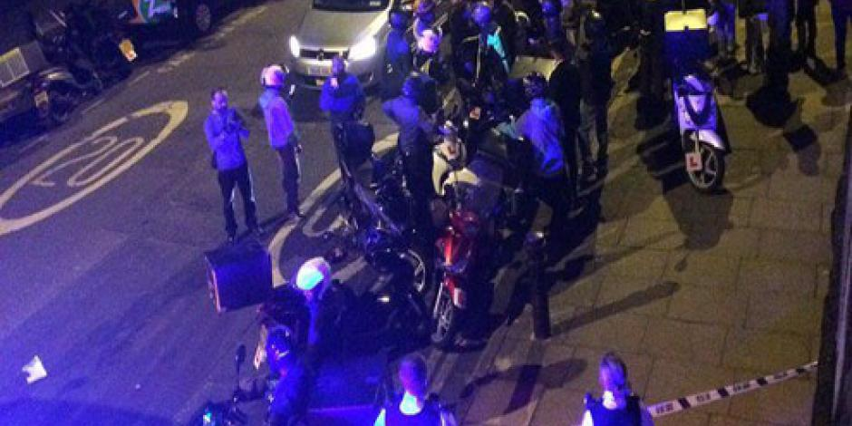 Se registran cinco ataques con ácido a transeúntes en Londres
