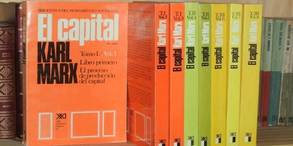 <em>El Capital</em>:  el libro de nunca acabar de Karl Marx