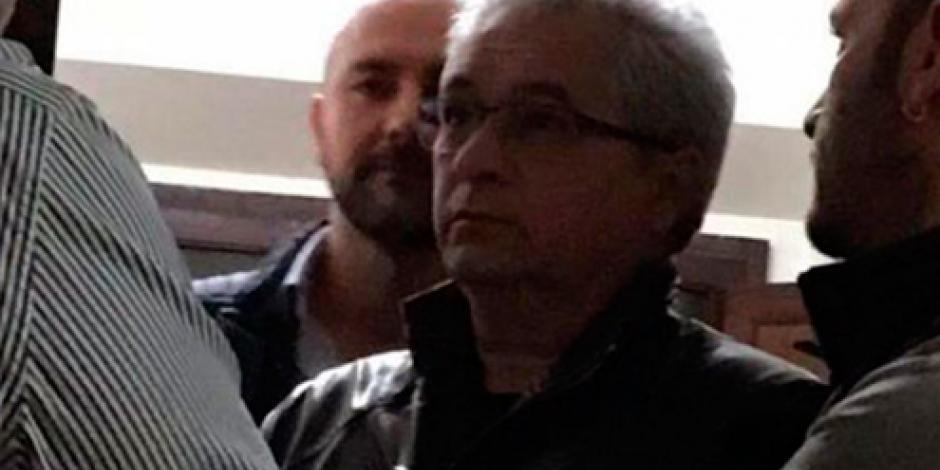 Prevén que audiencia para extradición de Yarrington sea el 18 de julio en Italia