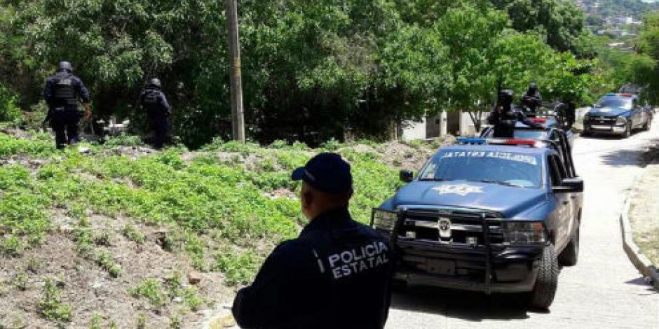 Guerrero: 5 policías asesinados en asalto a camioneta de Prospera