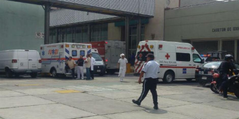 VIDEO: Paramédico salva a paciente que intentó suicidarse en La Raza