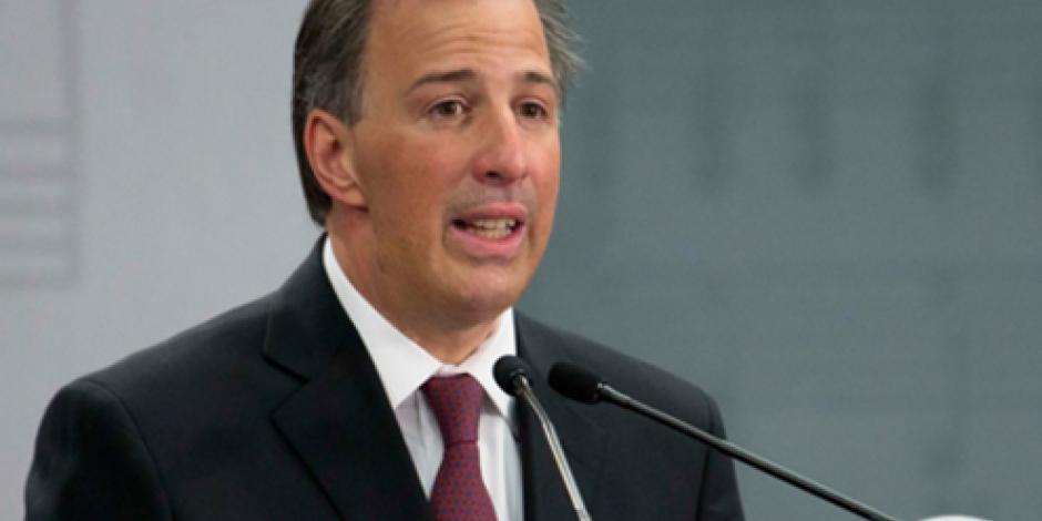 Inflación es temporal y vinculada a cambios climáticos, afirma Meade