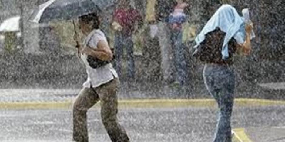 Prevé el Meteorológico lluvias intensas en el sureste
