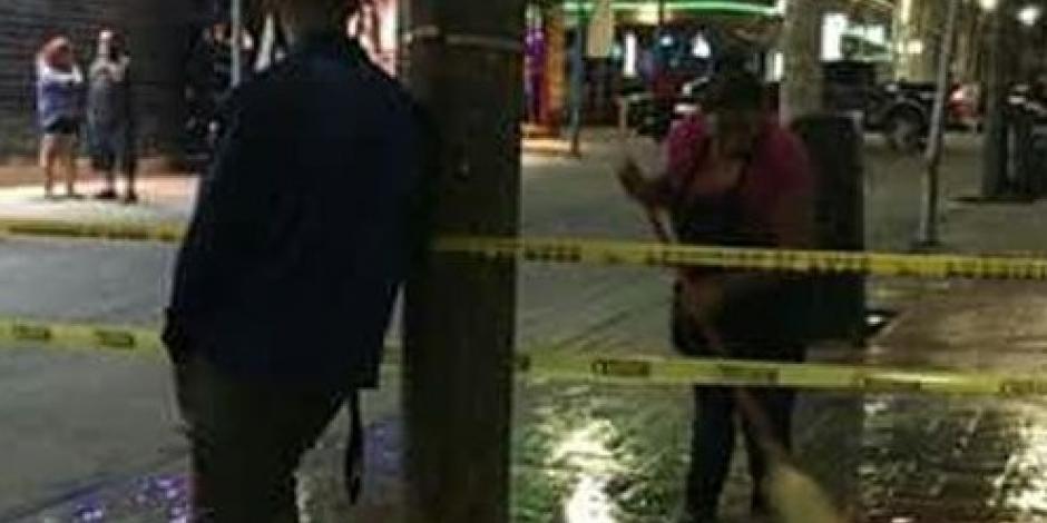 Pleito en Playas de Rosarito deja 6 personas heridas
