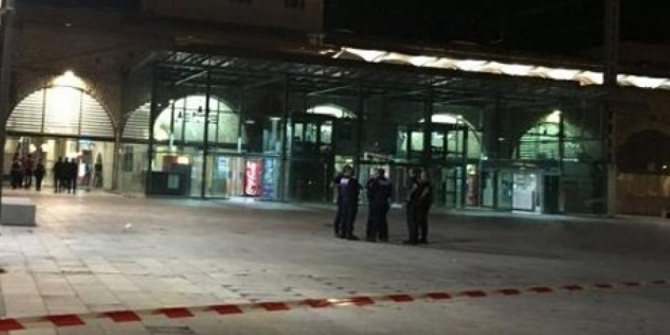 Policía francesa desmiente tiroteo en estación Nimes