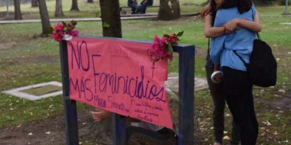 Convocan a marcha este viernes por feminicidio en CU