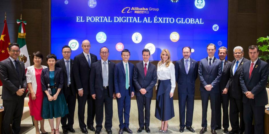 México y China fomentan crecimiento de Pymes a través de Internet
