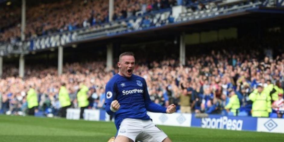 Wayne Rooney, el máximo goleador de Inglaterra se retira de la selección