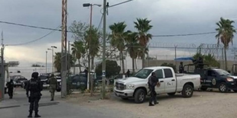 Riña en penal de Reynosa deja 9 muertos y 11 heridos