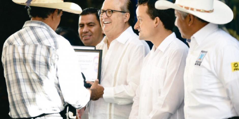 Invierten  en el campo de Morelos