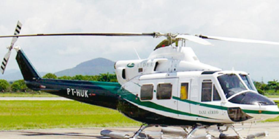 Subastan helicópteros, predios, casas… cedidos