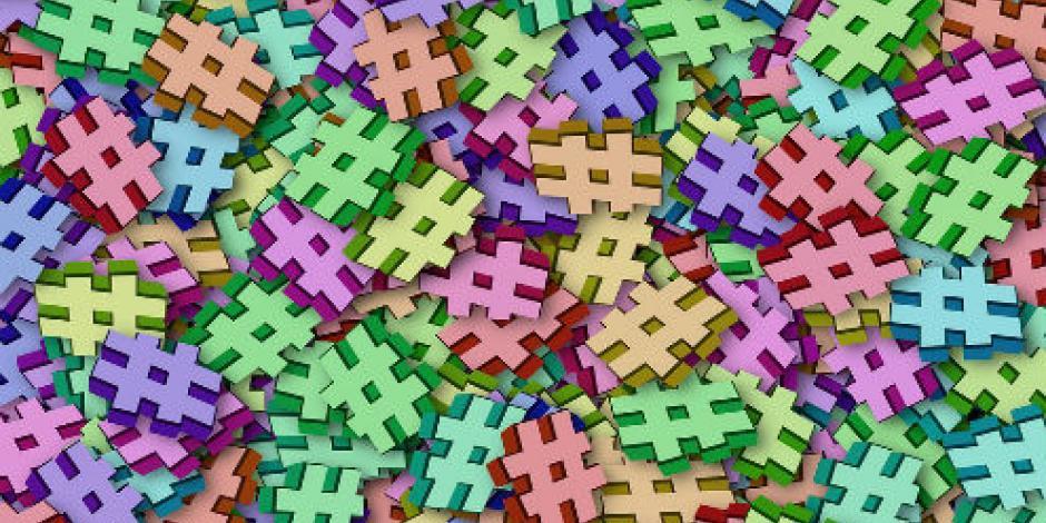 ¡Feliz cumple Hashtag! Llega a 10 años el símbolo que moviliza Internet