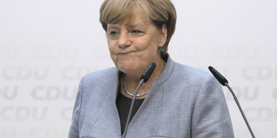 Liberales y ecologistas, nuevos socios de Merkel